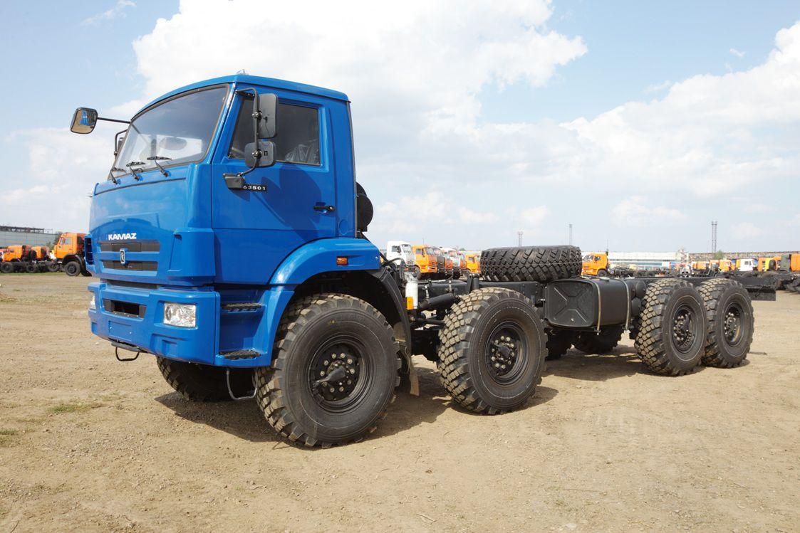 КАМАЗ-4308 (Н3)